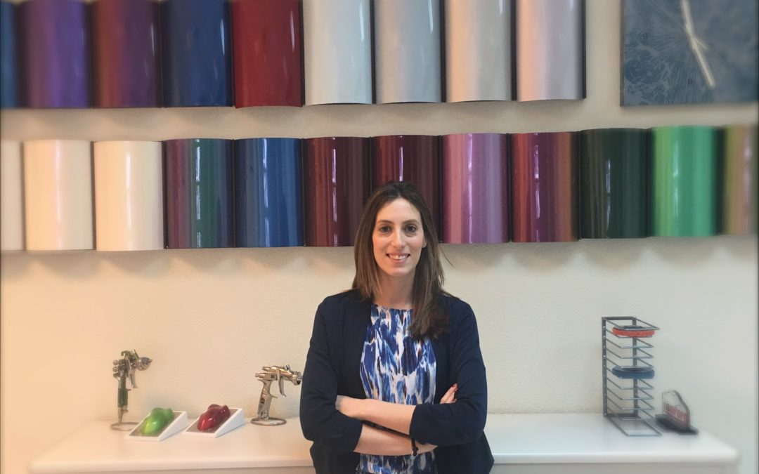 """Sara Marcón (R-M Premium Partners): """"Ofrecemos a los talleres herramientas para ser más profesionales en un entorno cada vez más competititvo"""""""