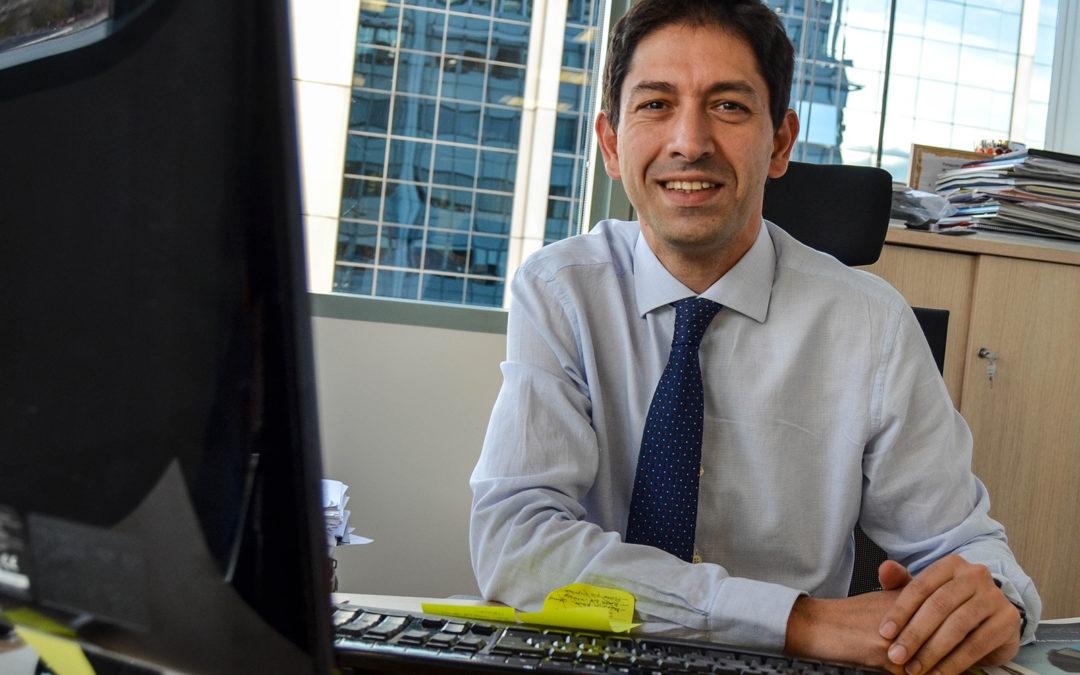 Carlos Calleja (EuroTaller): «La conectividad no será un obstáculo para el futuro del taller independiente gracias a las redes»