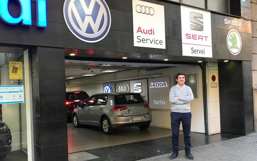 """Esteban Tomás (ASEVAS): """"Ante la nueva movilidad, debemos mejorar el tiempo del cliente"""""""