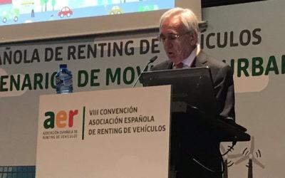 Agustín García (AER): El renting de vehículos, una apuesta de presente y de futuro para los talleres