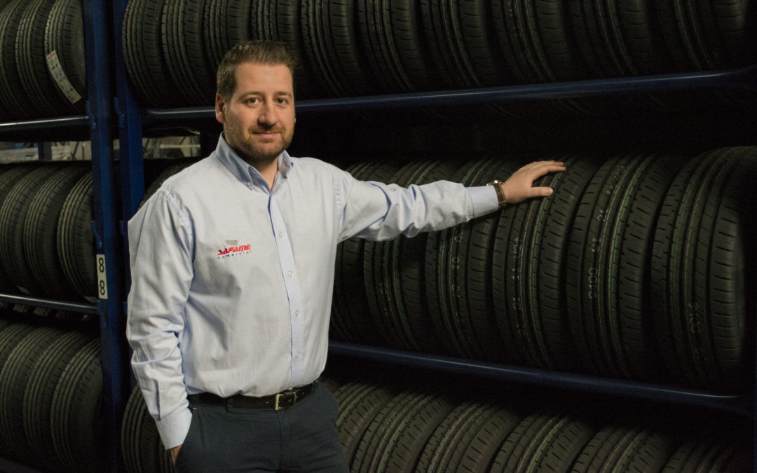 """Ramón Rubio (Carlider): """"Está claro que el futuro del taller es en red"""""""